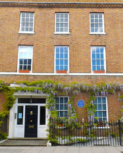 Virginia & Leonard Woolf's Richmond home