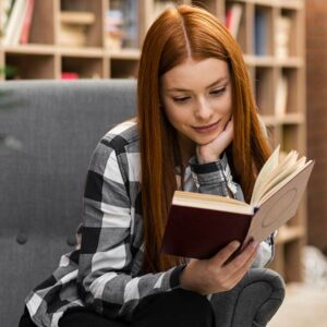 Reading can help reduce human stress