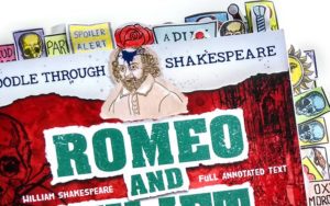 Check out the flip-through video of our new Romeo and Juliet book