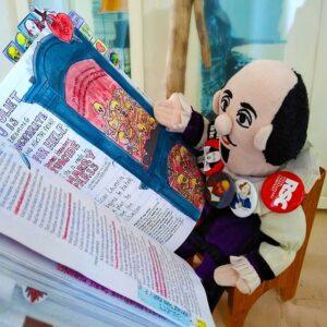 Shakespeare loves this bit!